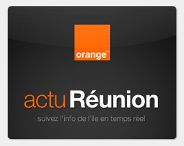 actuRéunion - application iPhone made in Réunion