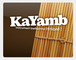 Kayamb - application iPhone made in Réunion