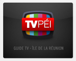 TV Péi - application iPhone made in Réunion